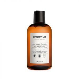Erbaviva Breathe Body Wash - 235ml
