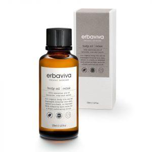 Erbaviva Relax Body Oil - 120ml
