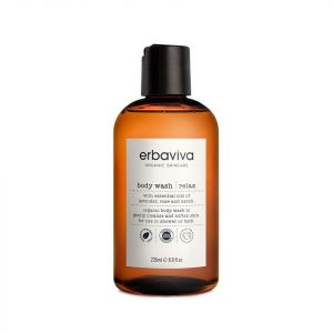 Erbaviva Relax Body Wash - 235ml