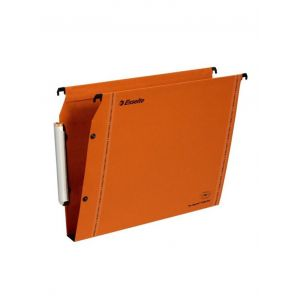 Esselte Lateral Hanging Folder - Orange