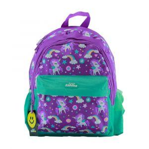 Smily Kiddos Purple Fancy Junior Backpack