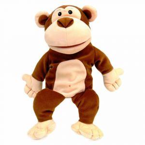 Fiesta Crafts Monkey Hand Puppet