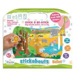 Fiesta Crafts Safari Stickabouts
