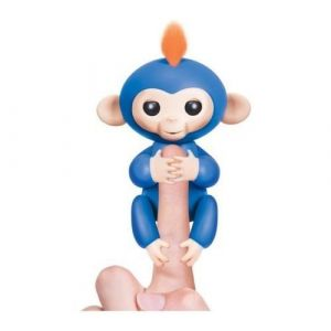 Finger Blue Monkey Toy