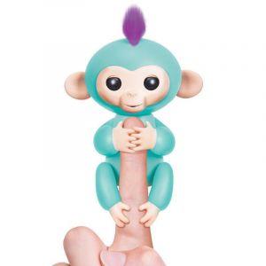 Finger Green Monkey Toy