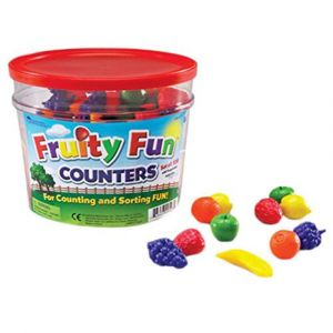 Learning Ressources Fruity Fun Counters