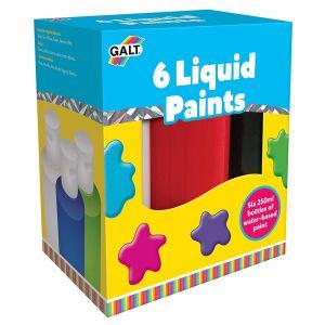 Galt 6 Liquid Paints