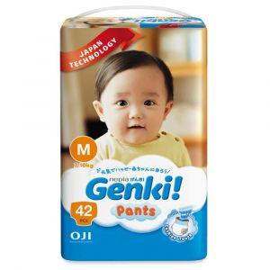 Genki Jumbo Size Medium Diaper Pants