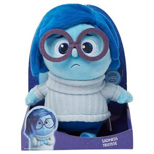 Inside Out 10in Feature Plush Sadness - Plush Toy