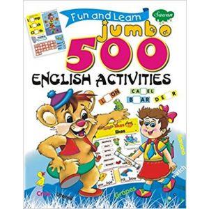 Sawan Jumbo 500 English Activities