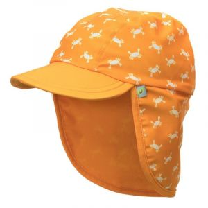 Jona Crab Orange Summer Fun Splash Cap