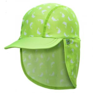 Jona Dolphin Green Summer Fun Splash Cap