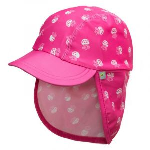 Jona Jellyfish pink Summer Fun Splash Cap