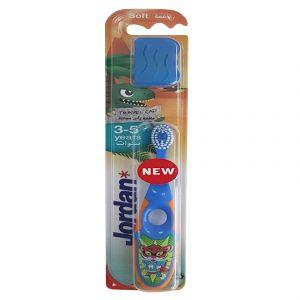 Jordan Step by Step Child Toothbrush - 3-5 years