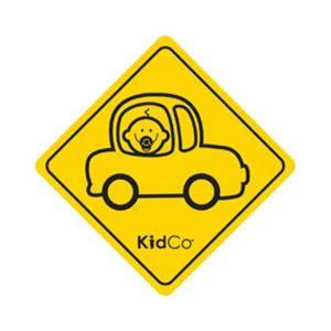 KidCo Reflective Baby In Car Signs - 2 Pcs