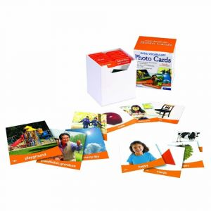 Learning Ressources Basic Vocabulary  Photo Cards