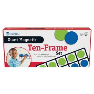 Learning Ressources Giant Magnetic Tens Frame