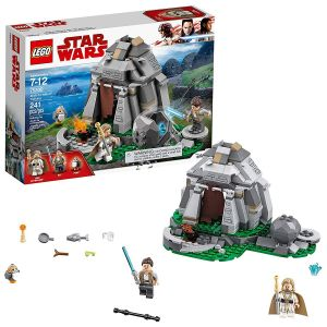 Lego Ahch-To Island Training Block Toys
