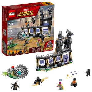 Lego Corvus Glaive Thresher Attack Block Toys