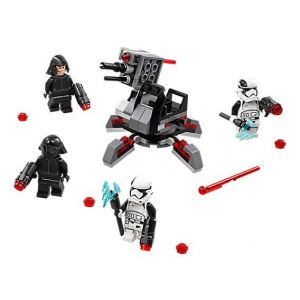 Lego First Order Specialists Battle Pack Block Toys