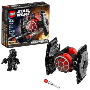 Lego First Order Tie Fighter Microfighter Block Toys