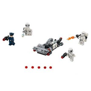 Lego First Order Transport Speeder Battle Pac Block Toys