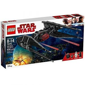 Lego Kylo Ren Tie Fighter Block Toys
