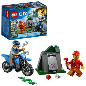 Lego Off-Road Chase Block Toys