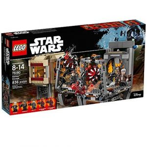 Lego Rathtar Escape Block Toys