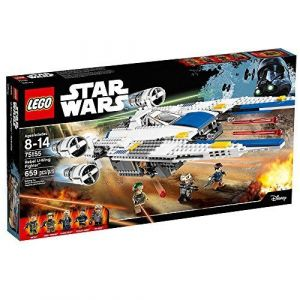 Lego Rebel U-Wing Fighter Block Toys