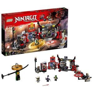 Lego S.O.G. Headquarters Block Toys