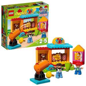 Lego Shooting Gallery Block Toys