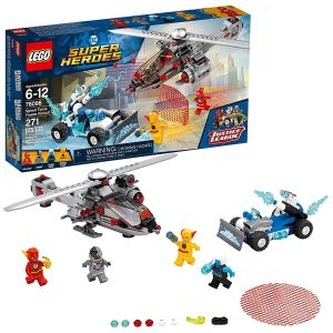 Lego Speed Force Freeze Pursuit Block Toys