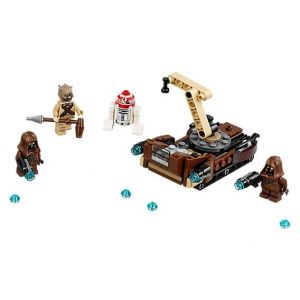 Lego Tatooine Battle Pack Block Toys