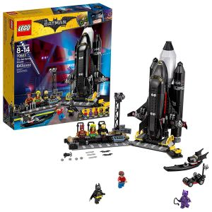 Lego The Bat-Space Shuttle Block Toys
