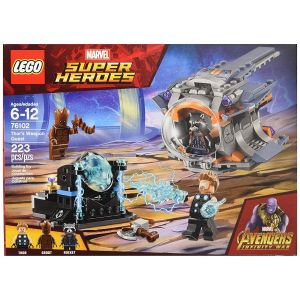 Lego Thor Weapon Quest Block Toys