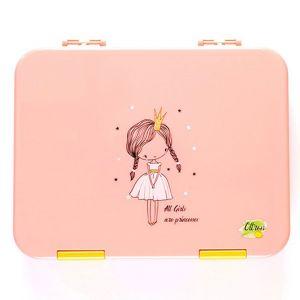 Citron LunchBox Princess- 6 Compartments