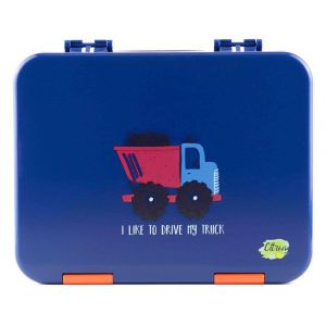 Citron LunchBox Truck- 6 Compartments