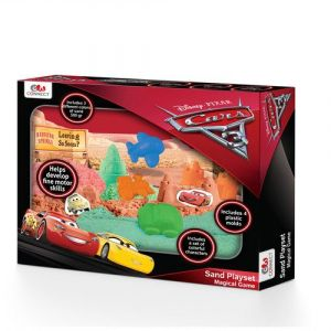 Gw Connect Magic Playsand- Cars - Toddler Toys