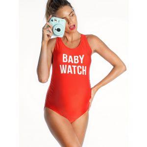 Mamagama Baby Watch Maternity Swimwear