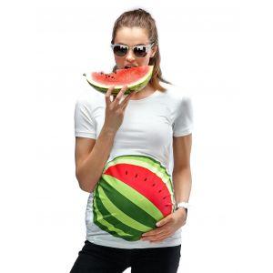 Mamagama My Watermelon Bump T shirt