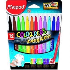 Maped Color Peps Felt Long Life Innovation12C