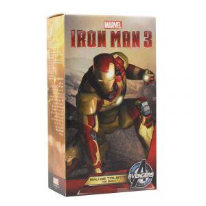 Marvel Iron Man 3 Eau De Toilette - 50ml
