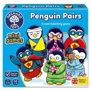 Orchard Mini Games: Penguin Pairs