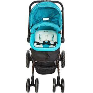 My Baby Turqoise Stroller
