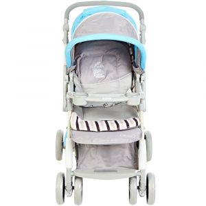 My Baby Stroller - Blue & Grey