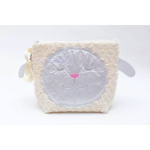 Nikiani Lulu Lamby My First Snack Buddy Polyester Insulated Snack Bag
