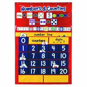 Learning Ressources Numbers & Counting Pocket