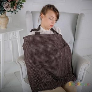 Baby Bay Choco Nursing Cover