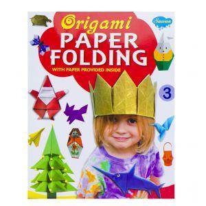 Sawan Origami Paper Folding 3 - Children's Book